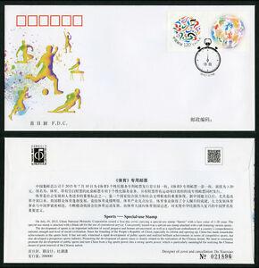 CHINA 2015-I40 Sport CC/FDC