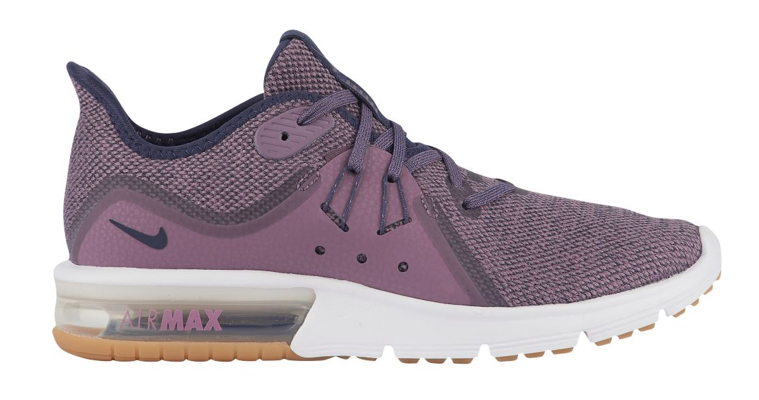 NIKE AIR MAX SEQUENT 3 Femme RUNNING Chaussures VIOLET DUST INDIGO OBSIDIA  5 - 12