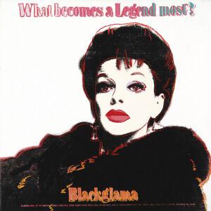 Andy Warhol Judy Garland Wall Art Print Poster or Canvas