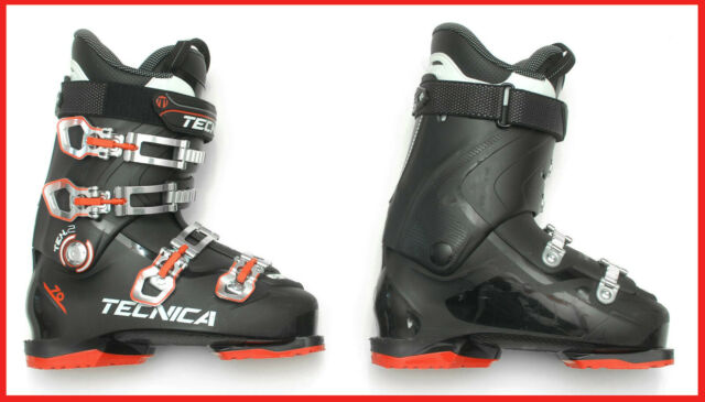 Tecnica Ski BOOTS Ten.2 70 HVL Black Sz