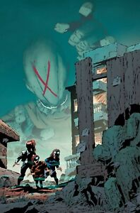 Inferior-Five-1-Five-Main-cover-DC-Comic-1st-Print-2019-unread-NM