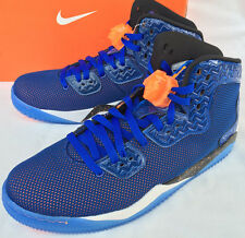 Nike Air Jordan Spike Forty 40 PE Knicks 807541-405 Basketball Shoes Men's 12 NY