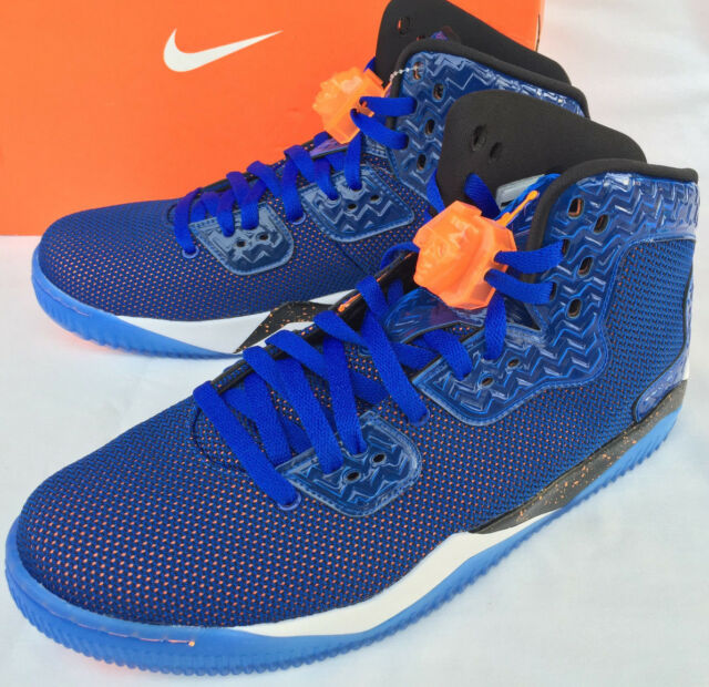 size 40 19c44 10255 Nike Air Jordan Spike Forty 40 PE Knicks 807541-405 Basketball Shoes Men s  12 NY