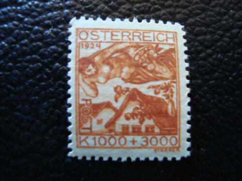 austria stamp yvert and tellier N° 330 n stamp austria A3