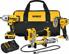 DEWALT DCK397HM2 20V Max LI-Ion 3 Pc Tool Combo Kit SEALED!