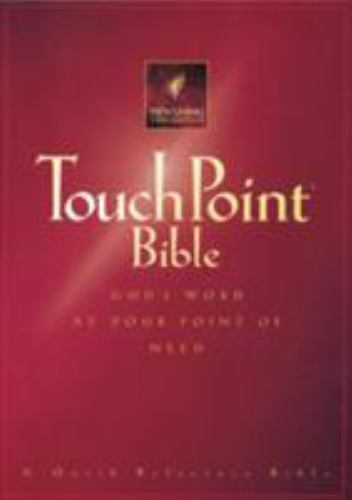 TouchPoint Bible NLT [Softcover, Red] [New Living Translation]