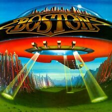 BOSTON Don't Look Back 180g CLEAR VINYL LP NEW/SEALED