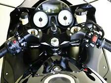 Kawasaki ZZR1400 / ZX14R: HeliBars Tour Performance Handlebar Riser Adapters