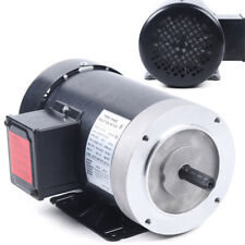 2 Hp Three Phase Electric Motor 3450 Rpm 56c Frame Tefc 208 230460 Volt