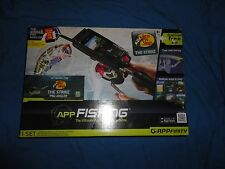 N.I.B. BASS PRO THE STRIKE PRO ANGLER APP FISHING GAME i0S IPHONE 3GS,4,4S IPOD