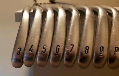 Calloway Tour Issued MB Apex Irons 3-pw    eBay