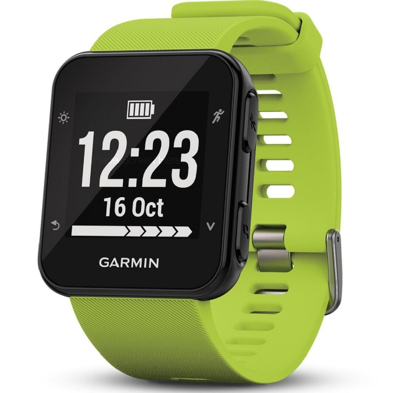 Garmin Forerunner 35 35 35 GPS Running Watch Wrist-based Heart Rate - Limelight Grün a99ef4