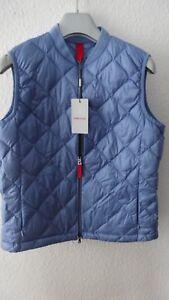 vest Ice Bogner vest lichtblauw gewatteerd 38 Fire Gr dames R05w0zq