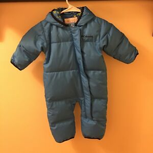 cf29df5d36c6 Columbia Baby Snuggly Bunny Down Bunting (snowsuit)