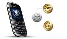 Blackberry PGP servicio..!!! grado militar.. 100% segura Bes servicio.. 3 meses