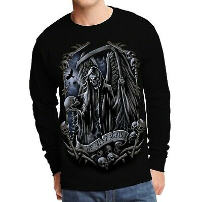 Velocitee Mens Vest Fantasy Blue Dragon Oriental Gothic Horror Goth A11511