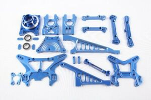 CNC alloy chassis bracket shock tower arm code for losi 5ive-t 5t KMX2 rovan LT