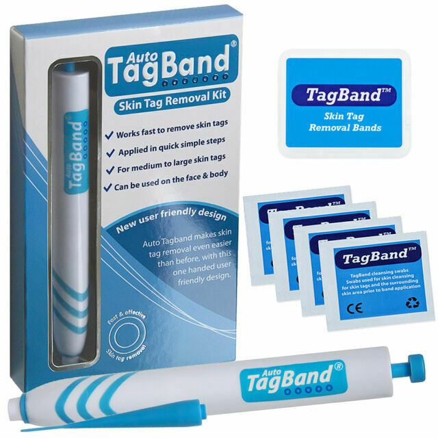 Reviews Auto Tagband Skin Tag Removal Device Kit The Fast