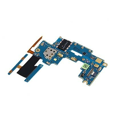 Daughter Board Connectors Volume Headphone Jack Flex Cable For HTC One M7 IM
