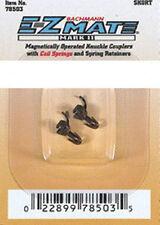 Bachmann 78503 'N' E-Z Mate MK2 Magnetic Knuckle Couplings Short Shaft x2 1stPos