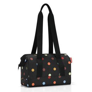 reisenthel Tasche allrounder S black dots