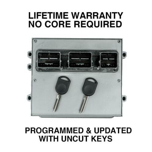 Engine Computer Programmed with Keys 2005 Ford Truck 5U7A-12A650-EBA BNJ0 5.4L