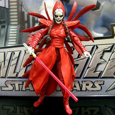 STAR WARS the clone wars NIGHTSISTER return of darth maul Mother Talzin tcw cw