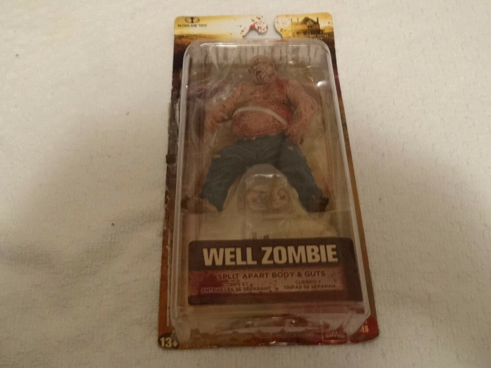 McFarlane Toys AMC The Walking Dead Series 2 Well Zombie Figure Nuovo Free Ship