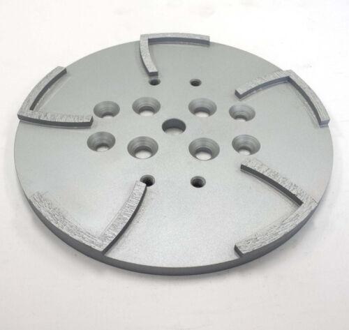 "2PK 10"" Pro Grinding Head Disc Plate for Edco Floor Grinder-10 Segments PREMIUM"
