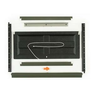 Details about Quick and Easy to Install 2-pack Silent Shadow Gun Window Kit  Hunting Blind