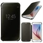 Funda Carcasa Claro Vista Inteligente para Samsung Galaxy S6 SM-G920/ s6 Duos