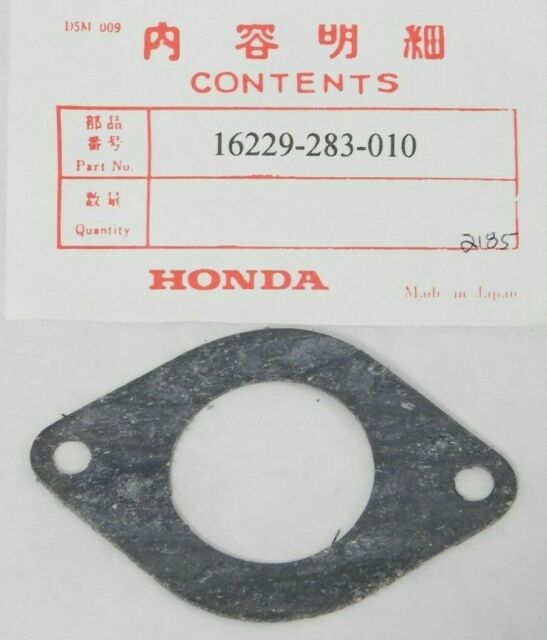 NOS OEM Honda CB450 CL450 Gasket Carburetor Insulator Qty.1 # 16229-283-010