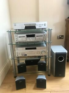 Sony-Stack-Stereo-System