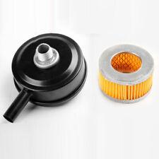 12 Thread Metal Air Compressor Intake Filter Noise Muffler Silencer 20mm