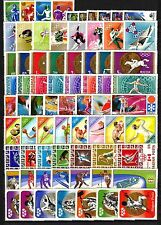 Hungary Olimpic games collection 10 diff. sets MNH (**)
