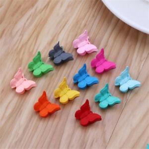20PCS-Butterfly-Hair-Clips-Claw-Barrettes-Mixed-Color-Mini-Jaw-Clip-Hair-Clamps