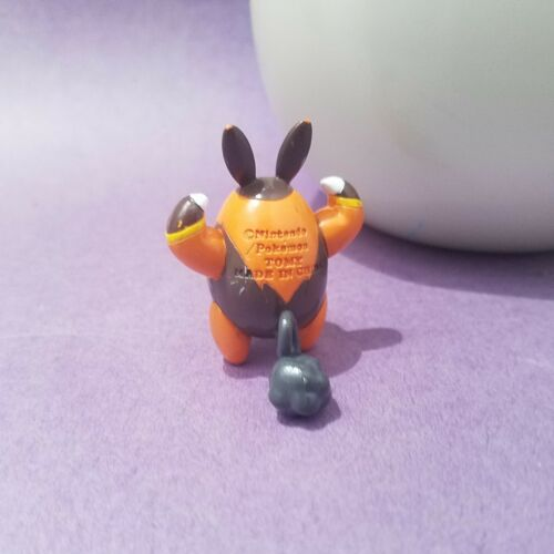 U5  Tomy Pokemon Figure 5th Gen Pignite