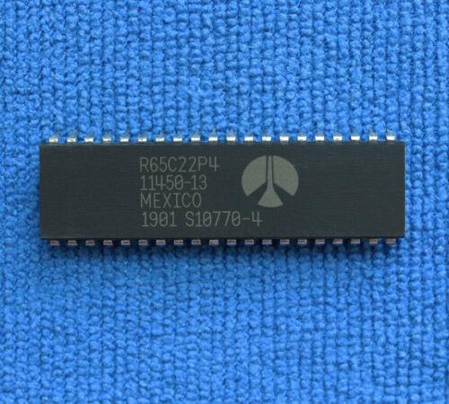 1pcs R65C22P4 Versatile Interface Adapter PDIP-40