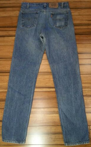Orange Fit Levis 505 de Regular Tab F4qHT