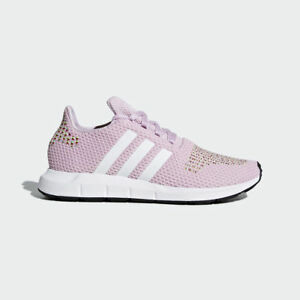 7bfe9f07a0bd2 Adidas Women s Originals Swift Run Shoes in Aero Pink size uk 4.5
