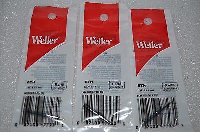 Soldering/Desoldering Equipment & Accessories 3 x Original Weller ...