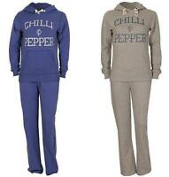 Chilli pepper london womens fleece suit, sweater and pant