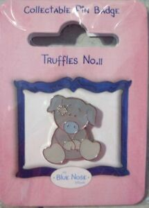 Me-To-You-Blue-Nose-Friends-Collectors-Pin-Badge-Truffles-the-Pig