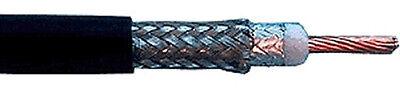 Davis RF Bury Flex 9914F - Low Loss Coaxial Cable - 100 Ft.  BURIABLE PE JACKET!