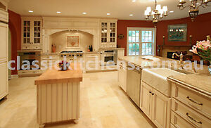 French-Provincial-Complete-Kitchen-Federation-farmhouse-kitchen-Brand-New