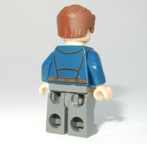 Captain America Block Minifigure BUCKY BARNES **NEW** Custom Printed