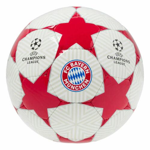 Ball Spielball FC Bayern München Trikot Design 2020 Champions Liga Sieger NEU!!