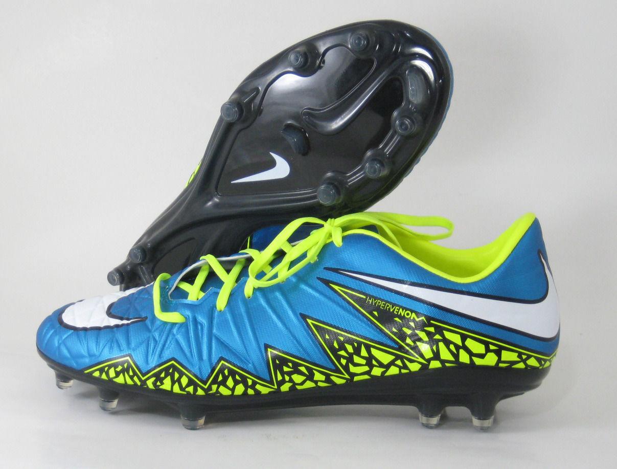 744945-400 nike hypervenom phatal blu donne gli scarpini da da da calcio di dimensioni 7 7,5 8 130 dollari | economia  | Uomini/Donne Scarpa  c05fdd