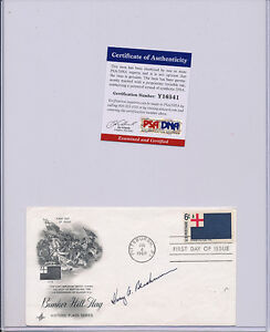 PSA-DNA-SIGNED-FIRST-DAY-COVER-HARRY-BLACKMUN-541