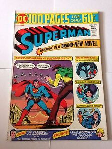 Superman-278-August-1975-DC-100-Page-Giant